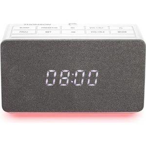 Radio réveil Radio réveil avec projecteur CL301P Thomson