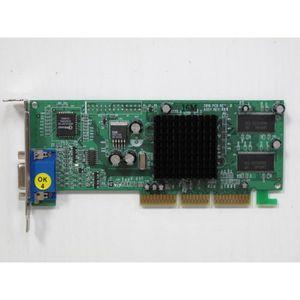 CARTE GRAPHIQUE INTERNE Carte Graphique COMPAQ NVIDIA TNT2 Vanta 16Mb DDR