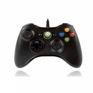 MANETTE JEUX VIDÉO Manette Filaire Pour Xbox 360 PC Contrôleur De Jeu