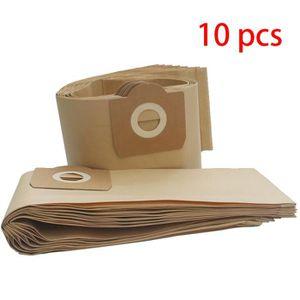 SAC ASPIRATEUR Lot de 10 sacs pour aspirateur Karcher WD3300 WD32