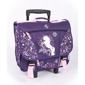 CARTABLE KID'ABORD BELLA SARA Cartable Scolaire - 2 Compart