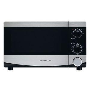 MICRO-ONDES Daewoo - micro-ondes 20l 800w inox - kor-6l45duo
