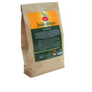 ENTRETIEN LAVE-LINGE Acide citrique 1 kg