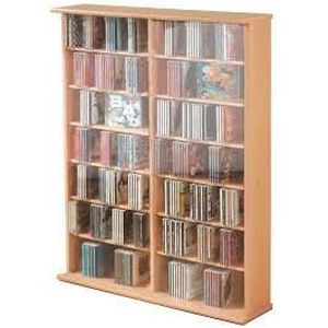 BIBLIOTHÈQUE  RONUL tour rangement bibliothèque CD-DVD 300 CD sa