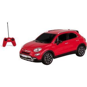 VOITURE - CAMION Mondo Motors Voiture télécommandée 1:24 Fiat 500 X