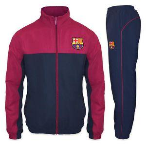 SURVÊTEMENT FC Barcelone officiel - Lot veste et pantalon de s