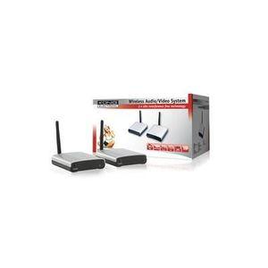 Récepteur audio Transmetteur recepteur audio video fm sans fil 2.4