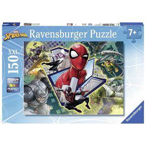 PUZZLE SPIDERMAN Puzzle Amis & Ennemis  150 pcs