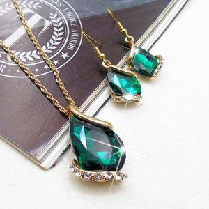 PARURE RMEGA Ensemble de bijoux de luxe Femme - Collier -