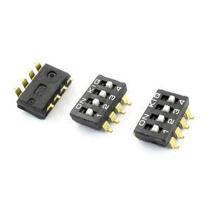 sourcingmap/® s/électeur 2positions Lampe Rouge momentan/é bouton poussoir Palan Crane Interrupteur AC 220V