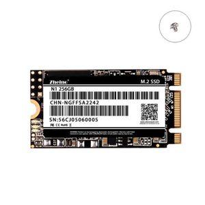 DISQUE DUR SSD interne M.2 2242 disque dur ssd 256 Go SSD NGFF SA