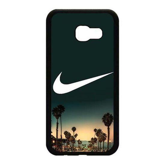 Coque Samsung Galaxy A3 2016 Nike Palmier Logo - Cdiscount Téléphonie