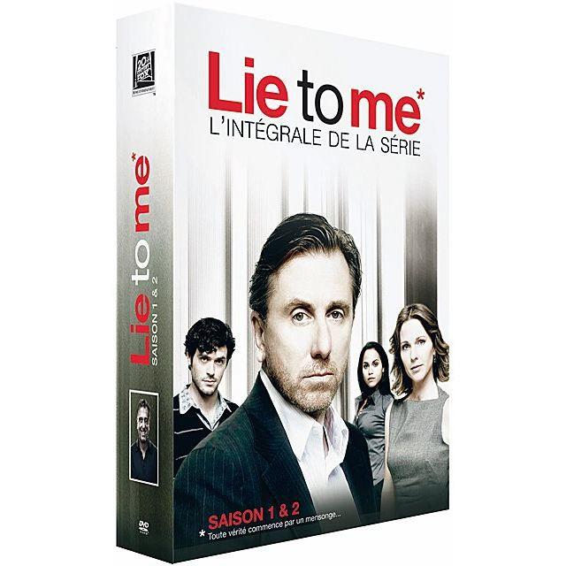 DVD FILM DVD Lie to me Saison 1 + 2