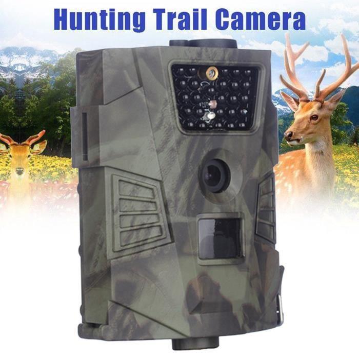 HT-001 Trail Camera 940nm Wild Night Vision 12MP LCD Télécommande Télécommande Chasse Est Entré