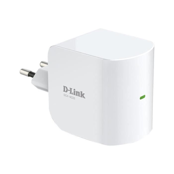 D-LINK Cartes son Music Everywhere Mydlink Home - Wi-Fi Audio avec répéteur de signal Wireless N