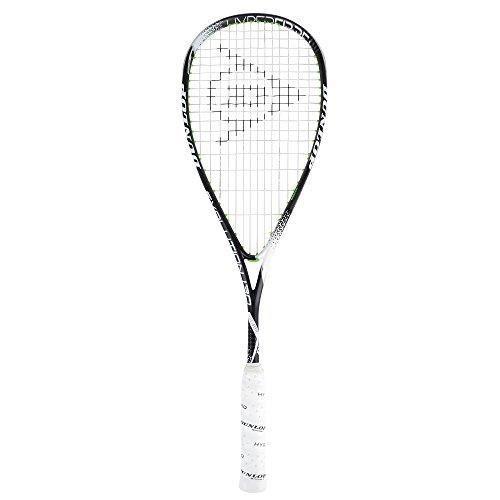 DUNLOP Hyperfiber + Evolution Squash Racquet BV34V