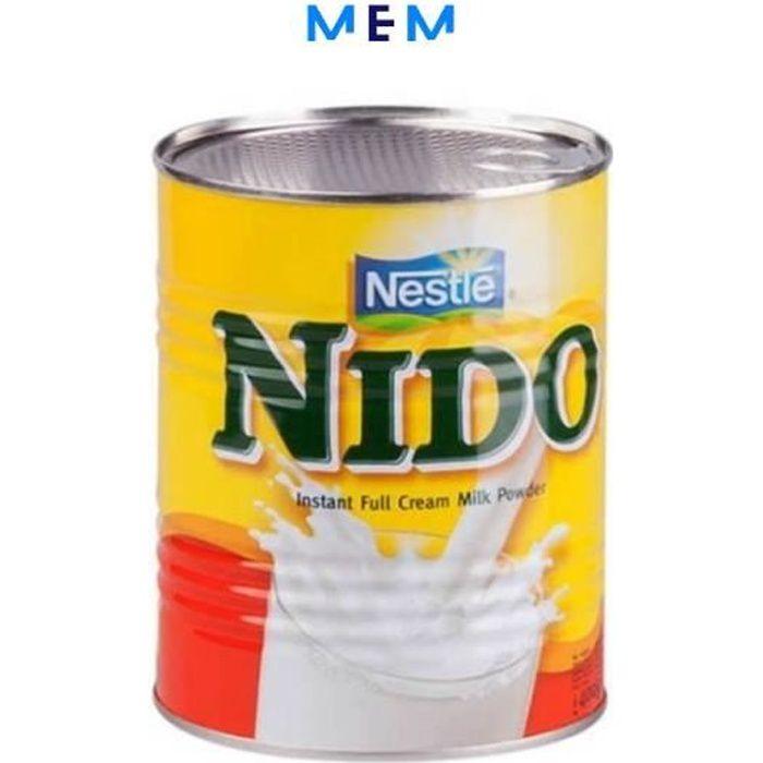Lait en poudre NIDO 400 gr
