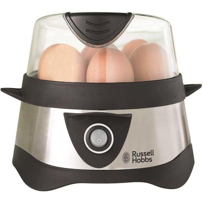 RUSSELL HOBBS Classics 14048-56 Cuiseur à œuf - Inox