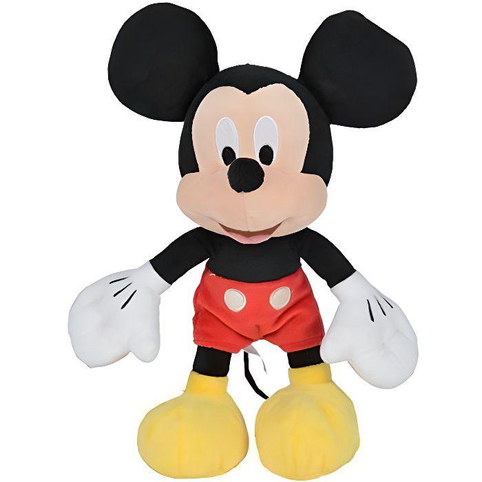 Simba 6315874842 - JEUX/JOUETS - PELUCHE - -ndash Disney Peluche figurine, Mickey, 25 cm