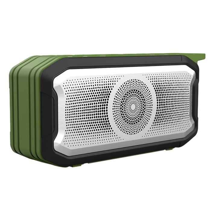ENCEINTE NOMADE Enceinte extérieure sans fil Bluetooth 5.0 HD de q