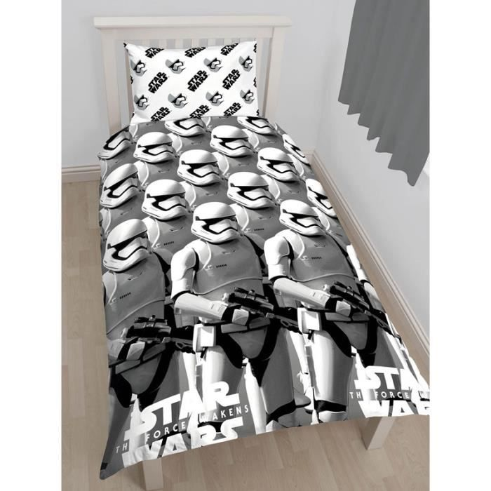 parure de lit star wars 1 personne achat vente. Black Bedroom Furniture Sets. Home Design Ideas