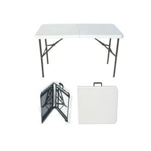 Support r glable achat vente table de camping support for Table a carte pliante