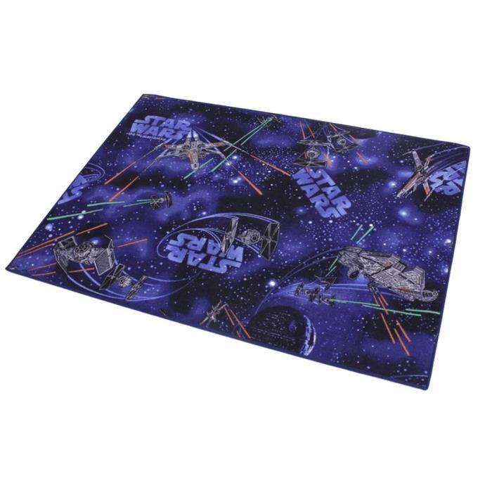 GUIZMAX Tapis Enfant Star Wars 133 x 95 cm Disney Icons