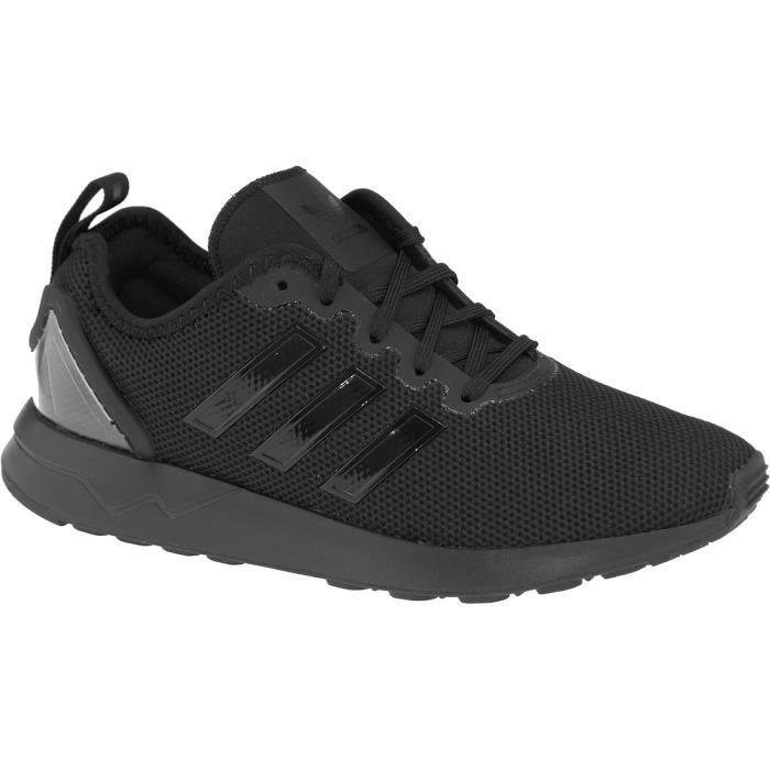 Adidas ZX Flux ADV J S76251 Enfant Baskets Noir