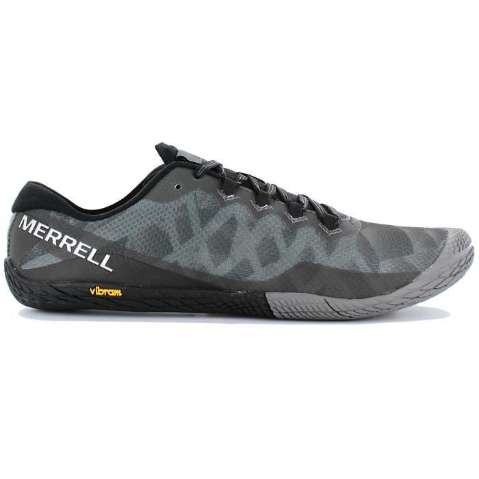 Baskets Vapor Glove Sneaker Noir 3 J12615 Homme Merrell Chaussures tsQCrBhdx