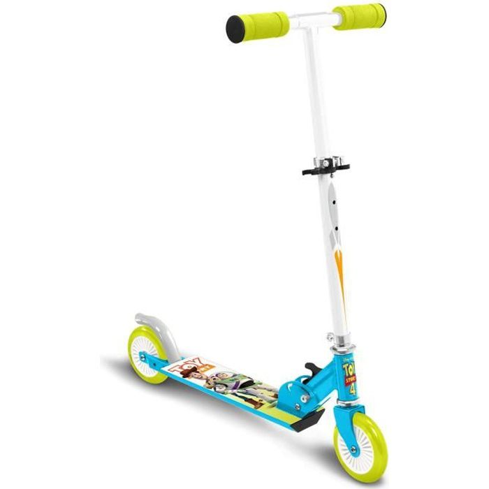 PATINETTE - TROTTINETTE STAMP - TOY STORY 4 DISNEY Trottinette pliable 2 r