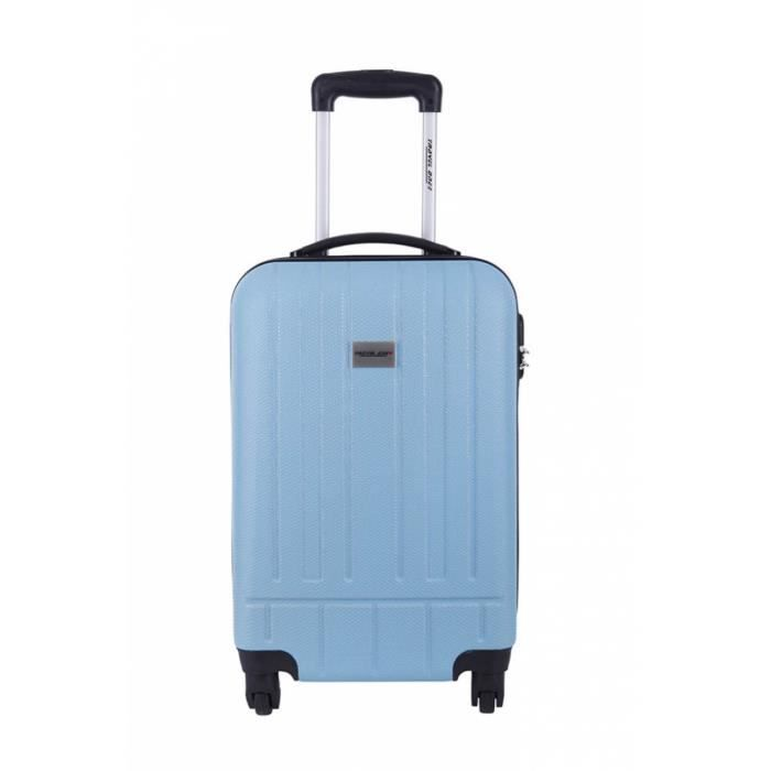 travel one valises homme valise biwandi bleu achat vente valise bagage travel one valises. Black Bedroom Furniture Sets. Home Design Ideas