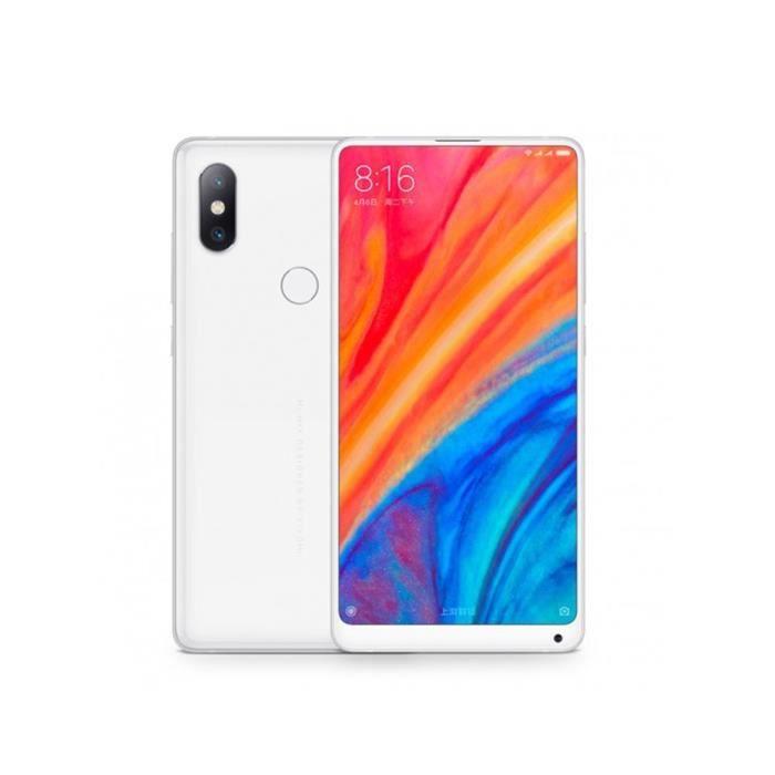 SMARTPHONE Xiaomi Mi MIX 2 S 4G 5,99 pouces smartphone 6 Go +