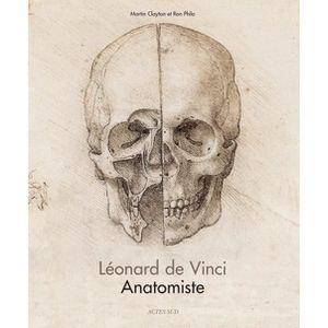 LIVRES BEAUX-ARTS Léonard de Vinci anatomiste