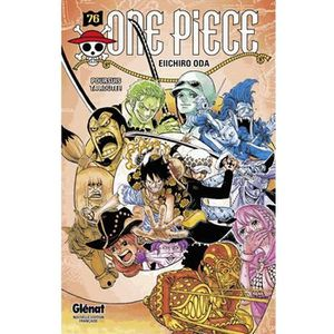 MANGA One Piece Tome 76