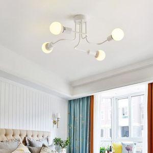 PLAFONNIER Plafonnier Lustre Led Lampe Cuisine Salon Moderne