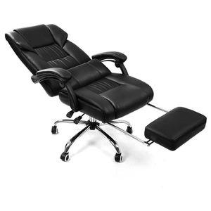 CHAISE DE BUREAU MISS Chaise de bureau Fauteuil siège pivotant 360°