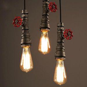 Luminaire Tuyau Industriel