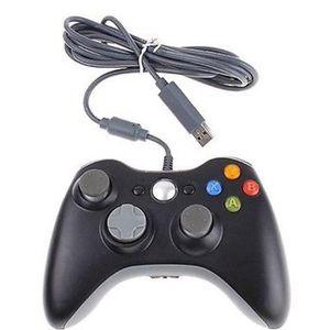 MANETTE JEUX VIDÉO Manette Filaire Pour Xbox 360 Console - PC Windows