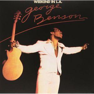 PLATINE VINYLE George Benson Weekend in L.A (2 LP)