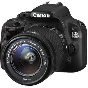 APPAREIL PHOTO RÉFLEX Canon EOS 100D 18-55mm IS STM Appareil photo refle