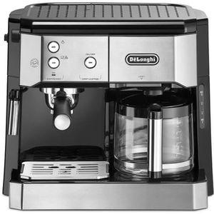MACHINE À CAFÉ DELONGHI BCO421.S Expresso combiné pompe