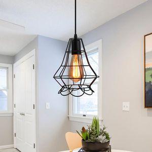 LUSTRE ET SUSPENSION Lustre - E27 Lampe Suspension - Lampe de Plafond -