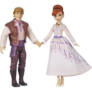 FIGURINE - PERSONNAGE Disney La Reine des Neiges 2 - Poupée Princesse Di