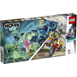 ASSEMBLAGE CONSTRUCTION LEGO® Hidden Side™ 70423 Le bus scolaire paranorma