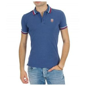 47bcda94983 Polo pepe jeans bleu homme - Achat   Vente pas cher