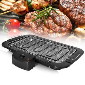 GRILL ÉLECTRIQUE PEM Grill électrique de table - 2200W - PG-211