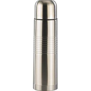 BOUTEILLE ISOTHERME Bouteille isotherme en inox + gobelet - moyenne 0,