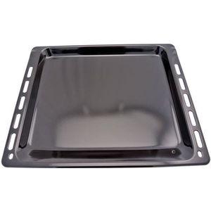 PIÈCE APPAREIL CUISSON Leche frite / plaque patisserie en metal 448x378mm