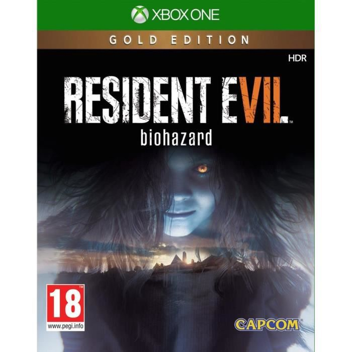 Resident Evil 7: Biohazard Gold Edition Jeu Xbox One