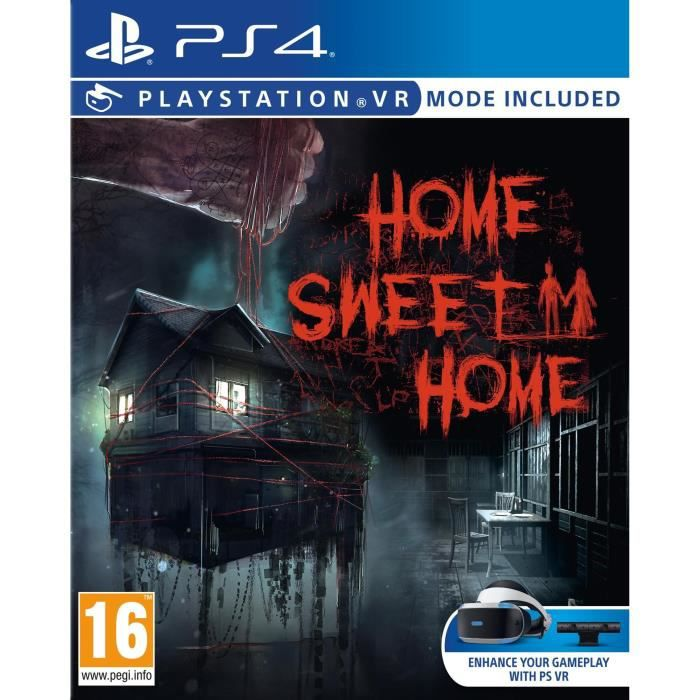 Home Sweet Home Jeu PS4
